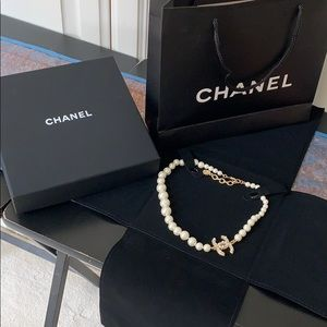 Chanel 100 year Necklace